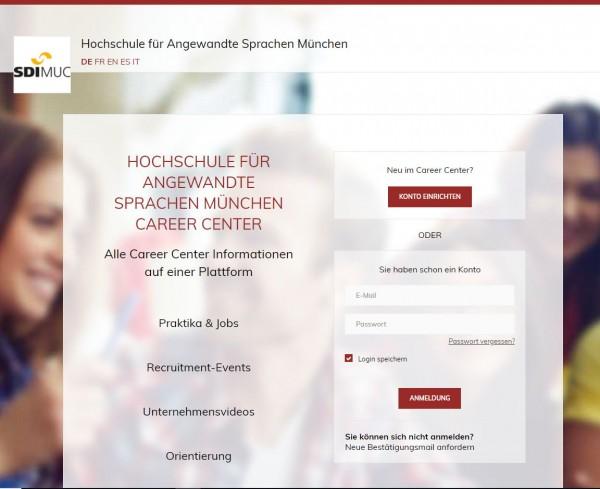 SDI München -Career Center