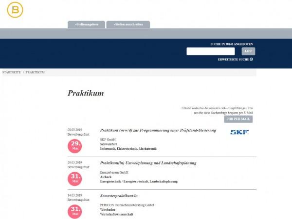 TU Dresden - Berufsstart