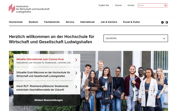 HWG Ludwigshafen (Career Center) - Studenten