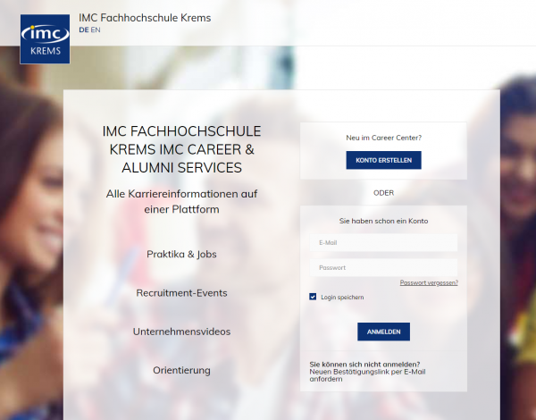 IMC FH Krems (Career Service)