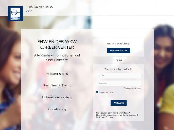 FH Wien - Career Center