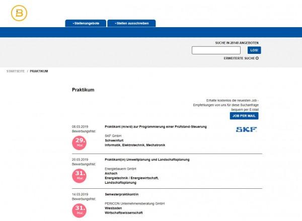 HS Niederrhein (ausgewählte Fachbereiche) - Studenten