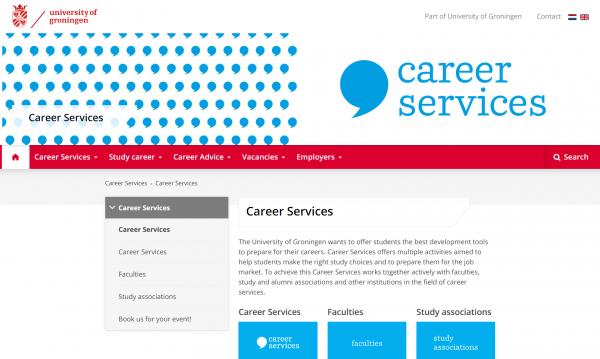 Uni Groningen (Career Services)