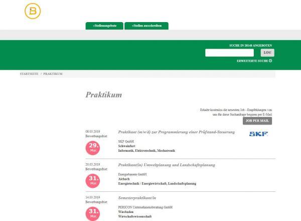 TU Clausthal (ausgewählte Fachbereiche) - Studenten
