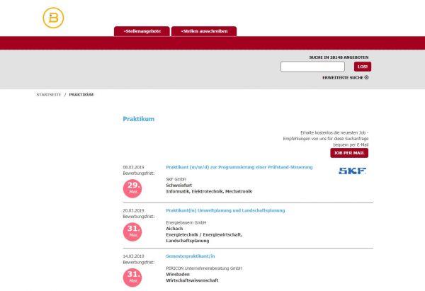 HS Stralsund (ausgewählte Fachbereiche) - Studenten