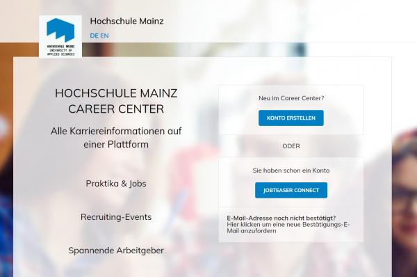 HS Mainz (Career Service)