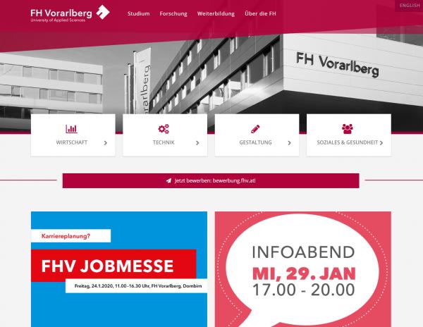FH Vorarlberg Dornbirn (FHV Community)