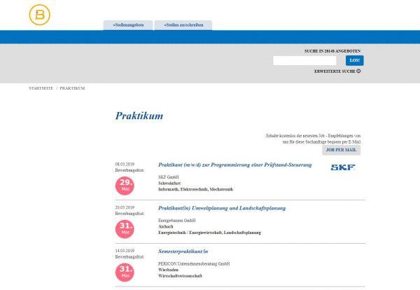 TU München (ausgewählte Fachbereiche) - Studenten