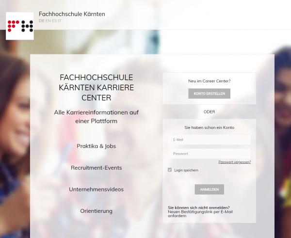 FH Kärnten (Karriere Service)