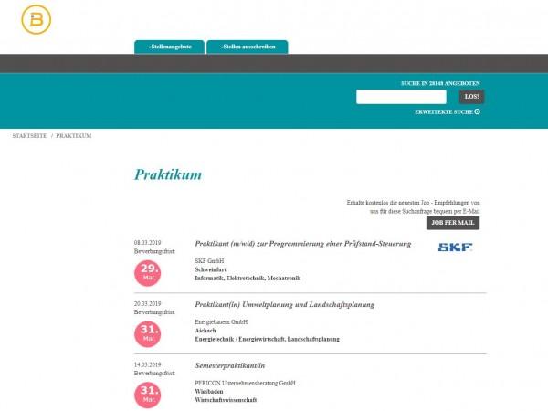 HS Koblenz - Berufsstart