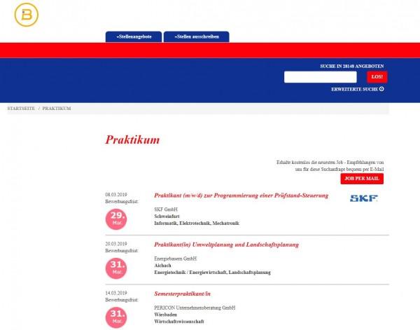 TU Kaiserslautern - Berufsstart