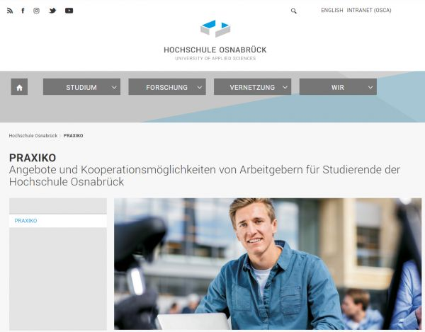 HS Osnabrück - Berufsstart