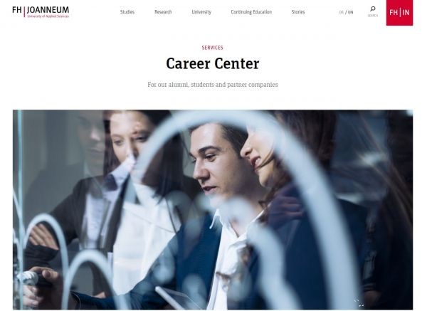 FH Graz - Career Center
