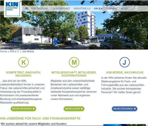 KIN-Lebensmittelinstitut Neumünster