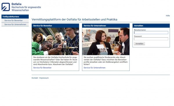 Ostfalia Hochschule - Career Service