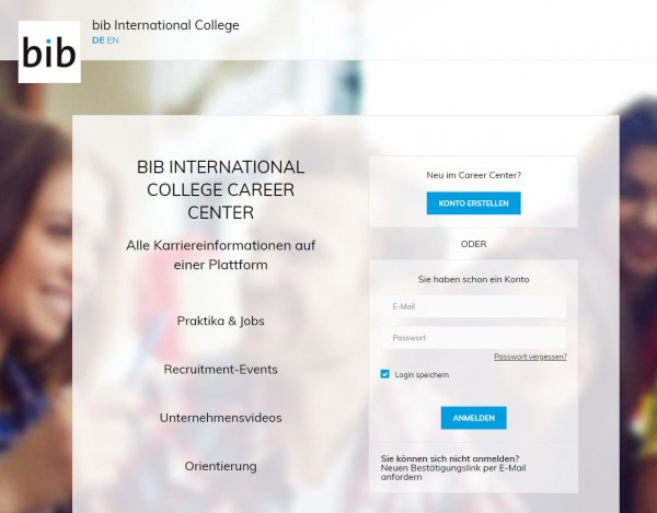 bib Paderborn - Career Service