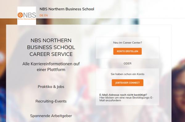 Northern Business School Hamburg (Career Center) - Studenten