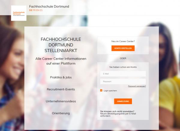 FH Dortmund (Career Center) - Studenten