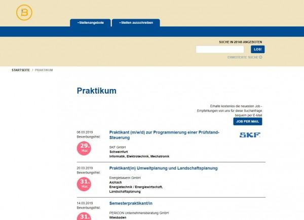 Uni Duisburg-Essen - Berufsstart
