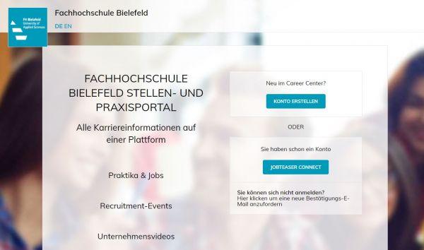 FH Bielefeld (Career Service)