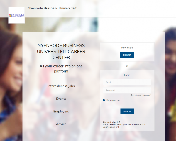 Nyenrode Business Uni Breukelen (Career Center)
