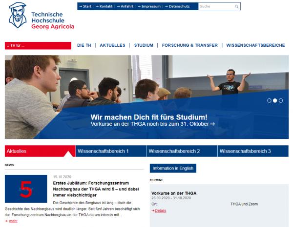 TH Georg Agricola Bochum (Career Service) - Studenten