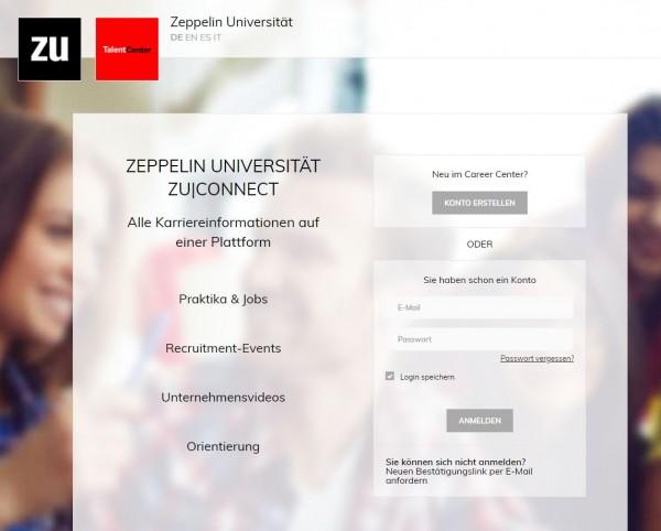 ZU Friedrichshafen - Talent Center