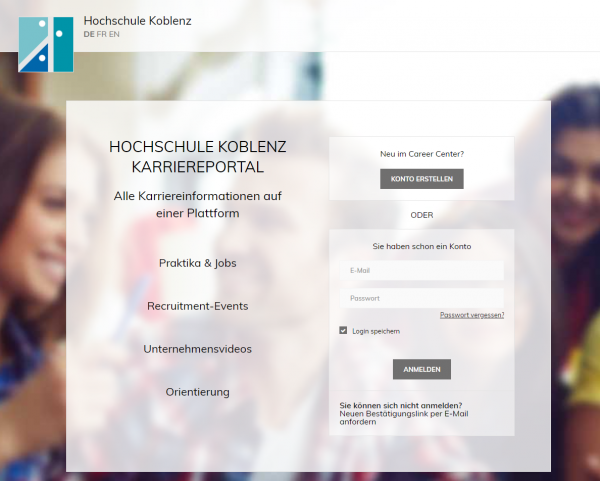 HS Koblenz (Career Center)