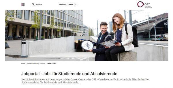 FH Ostschweiz (Career Center)