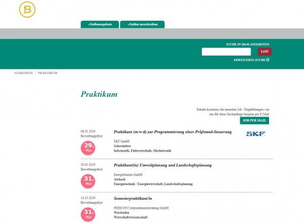 HS Neubrandenburg - Berufsstart