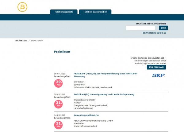 HS Esslingen - Berufsstart
