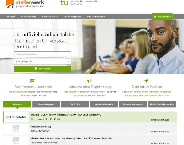 TU Dortmund - Stellenwerk