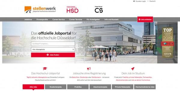 HS Düsseldorf - Stellenwerk