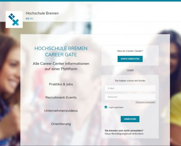 HS Bremen - Career Service