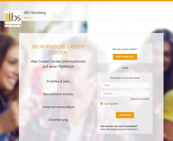 IBS Nürnberg - Career Center