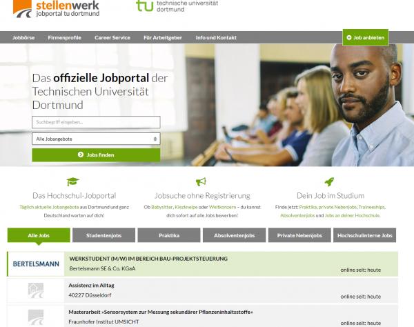 TU Dortmund (Stellenwerk) - Studenten